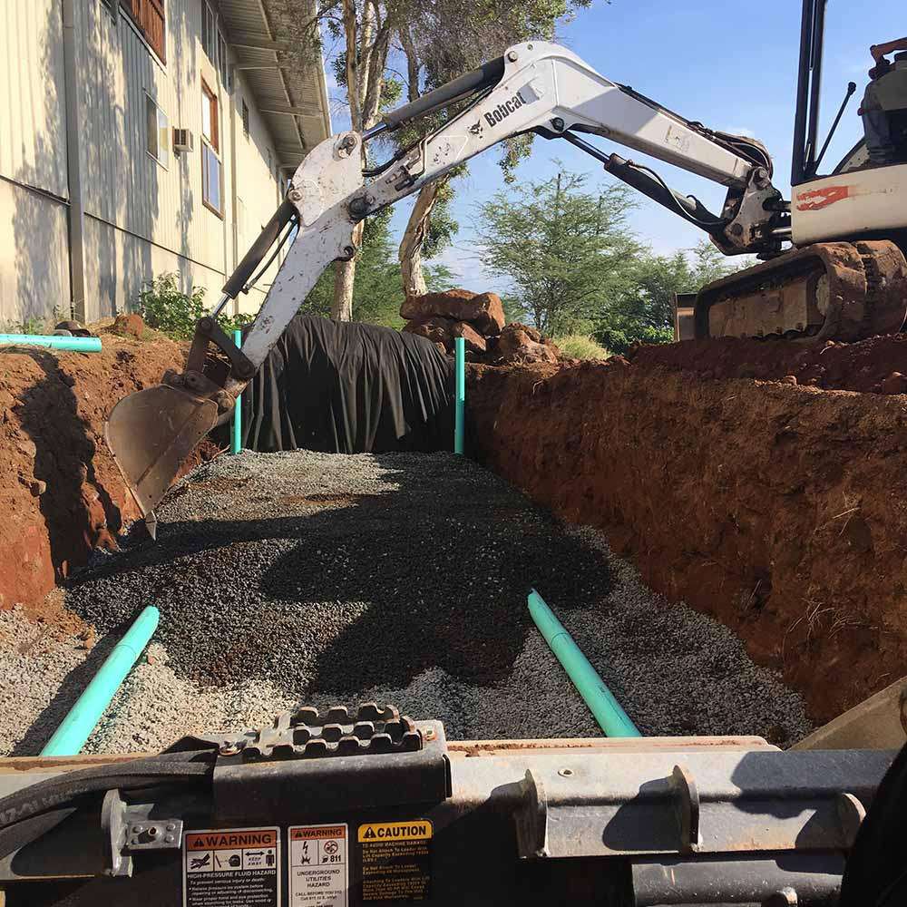 Septic System Installation Services In Kona Amp Surrounding